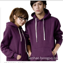 Man Casual Cotton Hoody Jacket