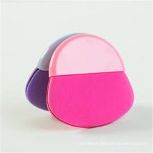 New 2PCS Beauty Lady Women Makeup Cosmetic Powder Puff