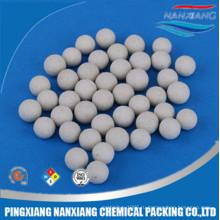 Средства поддержки катализатора шарика глинозема керамических керамический инертные шарики