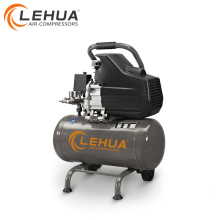 LeHua 8bar 1.5kw mini air compressor with tank