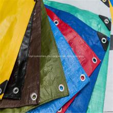 Verstärkte PlasticTarpaulin Roll Stocklot Plane für Zelt