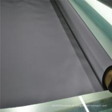 Rede de arame 25micron de aço inoxidável para a malha da impressão da tela