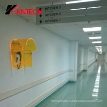 Уменьшение шума стенда РФ-11 от Kntech