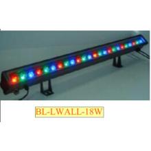 1X18W 1 metro de aleación de aluminio LED Wall Washer