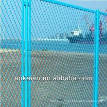 Varios de la cerca del acoplamiento de alambre ---- PVC revestido, galvanizado (fábrica de 30 años)