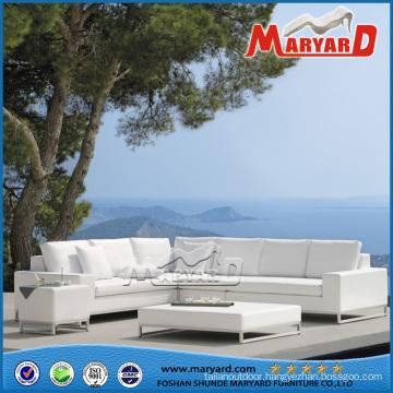 Outdoor Garden Fabric Selectional Sofa
