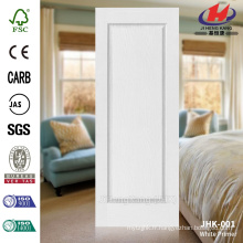 JHK-001 Vente chaude Low Price Smooth Surface Lowes Fabrication blanche de la fabrication de la porte d'impression
