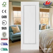 JHK-001 Hot Sale Low Price Smooth Surface Lowes White Primer Door Skin Manufacture