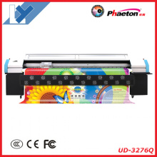 3.2m Phaeton Solvent Printer (UD-3276Q) with Spt510 Head