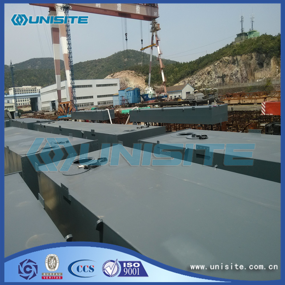 Steel Floating Boat Platform for sale
