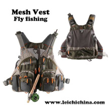 New Arrival Popular Fly Fishing Mesh Vest