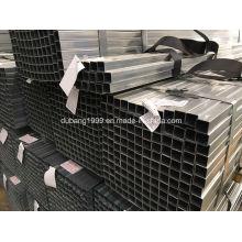 Tubo de aço quadrado / Tubos / Seção Oco Galvanizado / Preto Recozimento de Aço Quadrado Tube-11