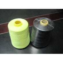 High Tenacity 100% Polyester Sewing Thread Abrasion Resistant
