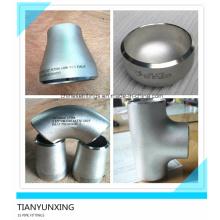 ANSI Ss304 Ss316 acessórios sem costura de aço inoxidável