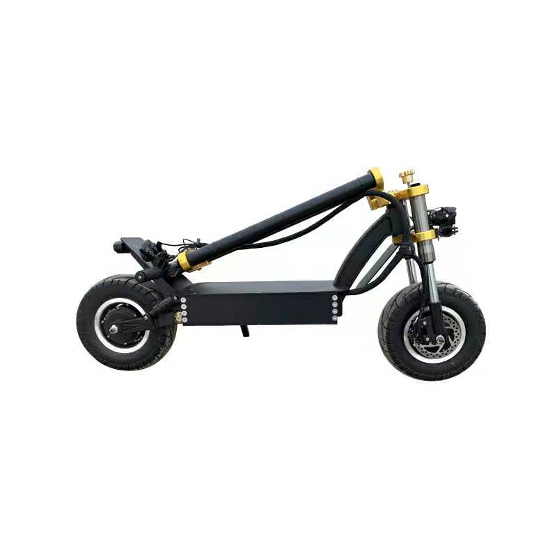 Electric Scooter Battery Power