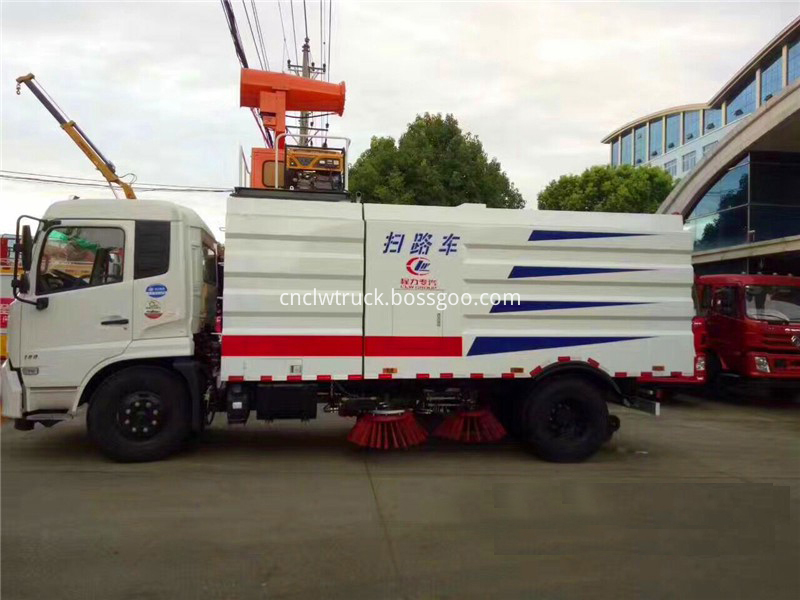 Industrial and Street Sweeper for Sale 2