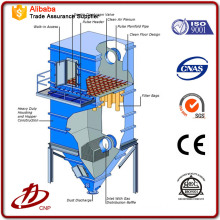 High efficiency CNP brand DMC type bag filters for dust collectors