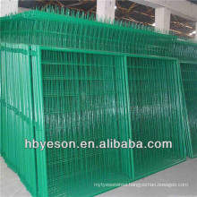 plastic welded mesh panel