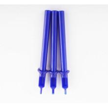 2014 professionnel nouvelles astuces en plastique bleu Tattoo jetable (HB7-3-1)