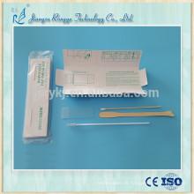 Einweg-gynäkologischer Papiertaschensatz-Set