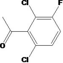 2′, 6′-Dichloro-3′-Fluoroacetophenone CAS No.: 290835-85-7