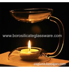 Hand Made Fragrance Lamp Glass Candle Holders Candlesticks