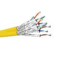El SSTP vendedor caliente pasó el cable de la prueba cat6a de la prueba