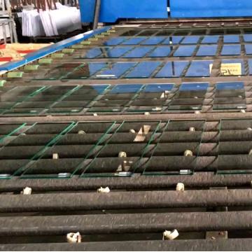 Precio del panel de vidrio endurecido con balaustradas de 12 mm y 15 mm de espesor