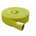 Yellow NBR double coating hose