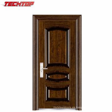 Precio de la puerta de seguridad de acero de las ventas calientes TPS-130 para el mercado de Ghana