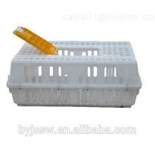 Cajones plásticos para pollo en vivo Cajones para transporte de pollo