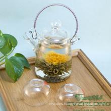 100% Handmade Flower Artistic Blooming Tea (BT001)