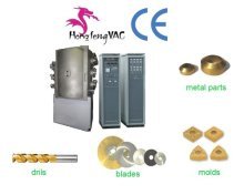 high quality PVD cathodic arc deposition equipment
