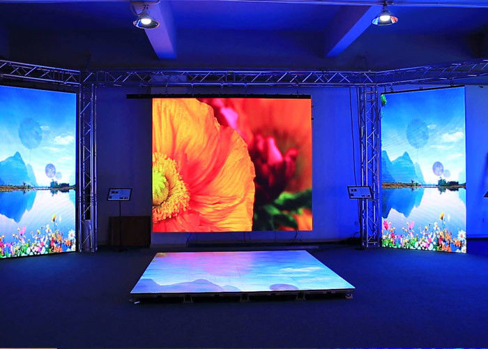 LED Infinite 3D Dance Floor Screen