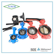 Cast Iron Wafer a Type Butterfly Valve