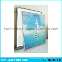 Neue elektronische Werbung Board Light Box