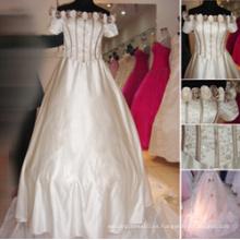 Vestido de boda nupcial del estilo popular c130