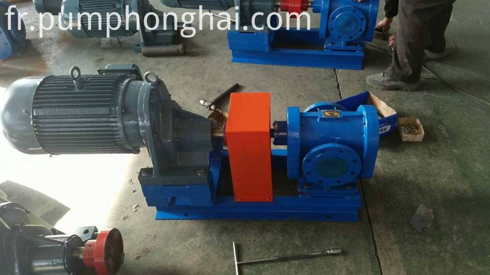 lube oil transfer pump