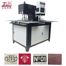 Dongguan Embossed Cloth Embossing Etikett Press Machine