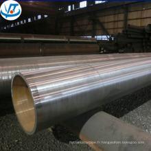 propriétés de matériel d'essai de moulin de pipe d'acier au carbone de j55