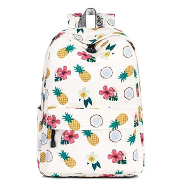 Leisure Kids Custom School Mochila de libros Mochila