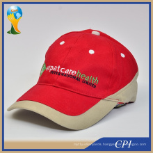 Wholesale Embroidery Logo Promotional Baseball Cap
