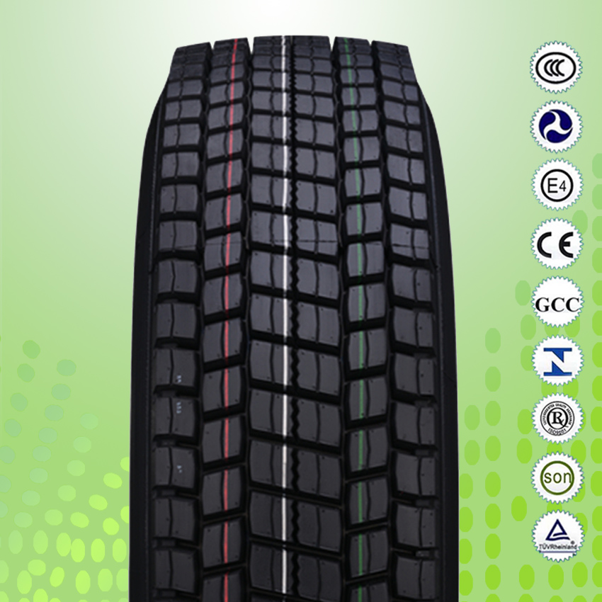 All Steel Radial Truck Tire