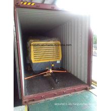 Atlas Copco 510cfm 14bar Diesel Compresor de tornillo portátil