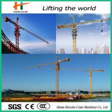 CE de haute qualité certifié Tower Crane Qtz63
