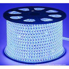 5050 14.4W flexible led tira luz CE de China fábrica
