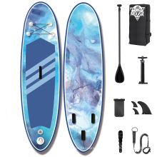 China cheap price inflatable sup board solid wood boards paddle board