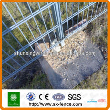 6/5/6 Double Wire Fence