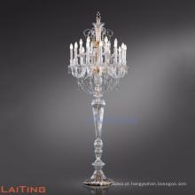 Lâmpada elegante de bacará para eventos de casamento 20070