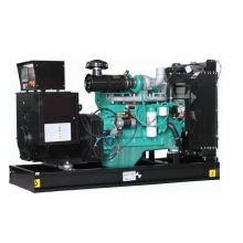 100KW/136PS Prime Power-Dieselgenerator mit Cummins Motor 6BTA5.9-G2